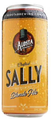 Alosta Brewing Sally