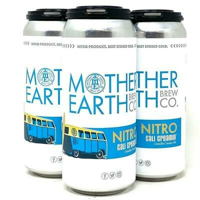 Mother Earth Nitro Cali Creamin Vanilla