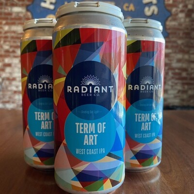 Radiant Beer Co. Term Of Art