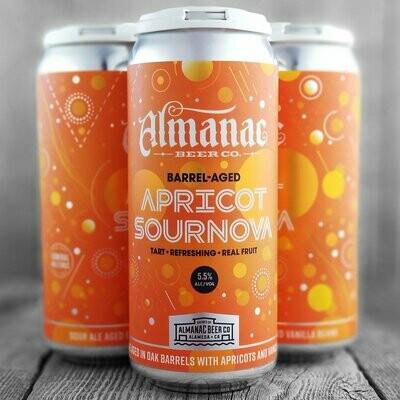 Almanac Apricot Sournova