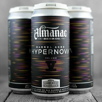 Almanac Barrel Aged Hypernova