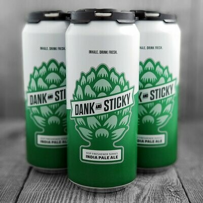 Hop Concept Dank And Sticky