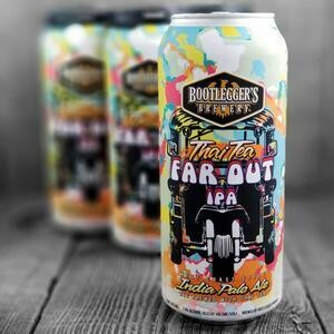 Bootleggers Brewery Far Out IPA