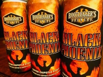 Bootlegger's Black Phoenix