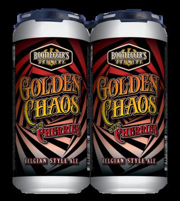 Bootlegger's Brewery Golden Chaos