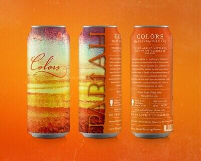 Pariah Colors
