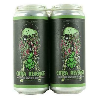Mason Aleworks/Beer Zombies Matueka Revengeance