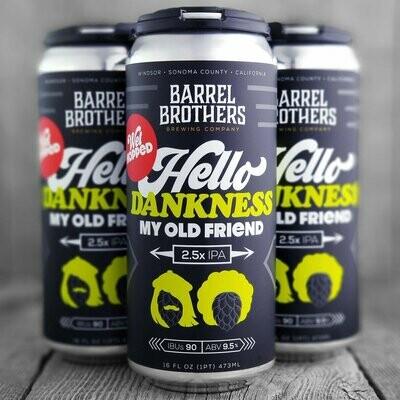 Barrel Bros Hello Dankness