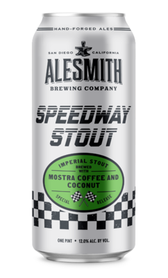 Alesmith Speedway Stout Mostra Coffee And Coconut