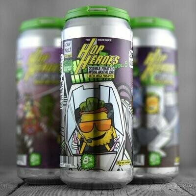 New World Beer Ales Hop Heroes Vol. 5