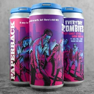 Paperback Everyday Zombies