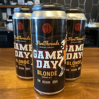 Five Threads Game Day Blonde