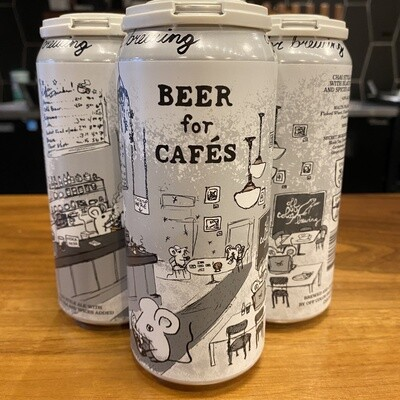 Off Color Brewing Beer For Cafes