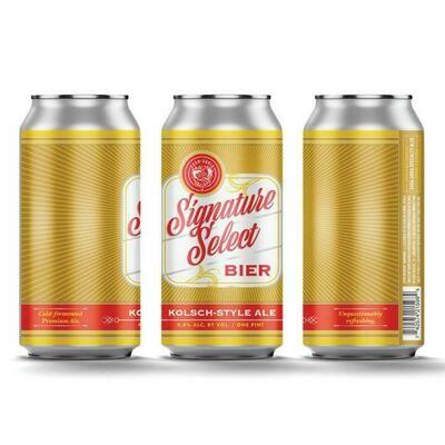 Casa Agria Signature Select Bier