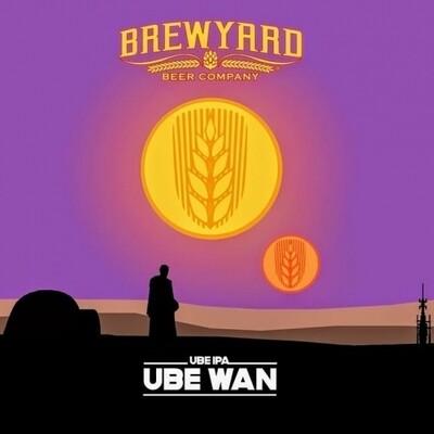 Brewyard Ube Wan