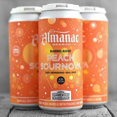 Almanac Peach Sournova