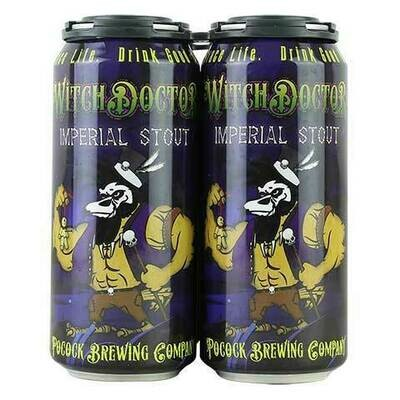 Pocock Brewing Co. Witch Doctor