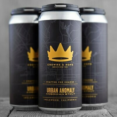 Crowns& Hops Urban Anomaly