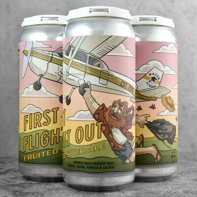 Mason Ale Works First Flight Out