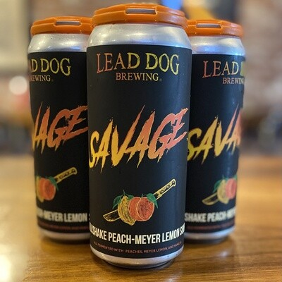 Lead Dog Brewing Savage