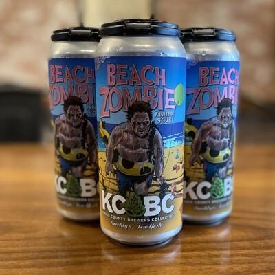 KCBC Beach Zombie