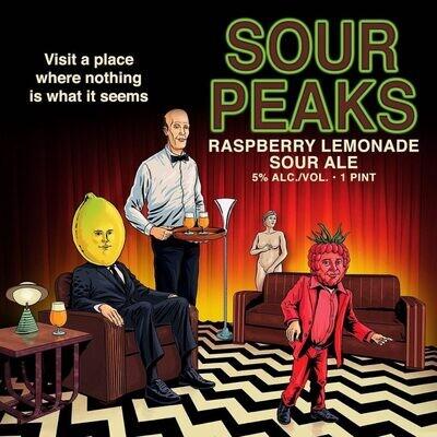 Paperback Sour Peaks