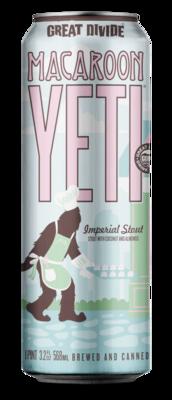 Great Divide Macaroon Yeti