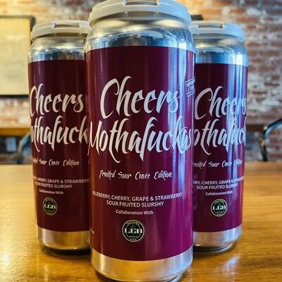 BeerthugLife Cheers Mothafuckas