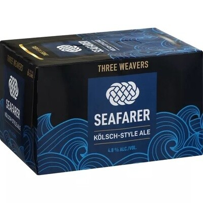 Three Weavers Seafarer Kolsch 6-PACK