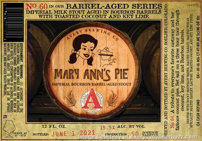 Avery Mary Ann's Pie