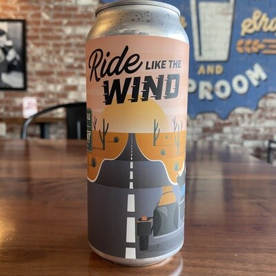 Delahunt Brewing Ride Like The Wind