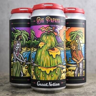 Great Notion Big Papaya *LIMIT 1 PER CUSTOMER