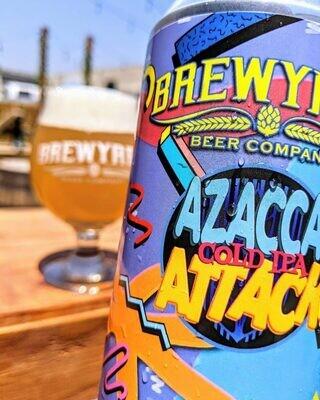 Brewyard Azacca Attack