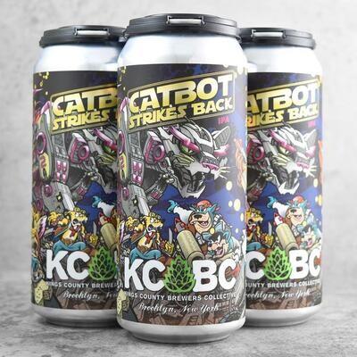 KCBC Catbot Strikes Back