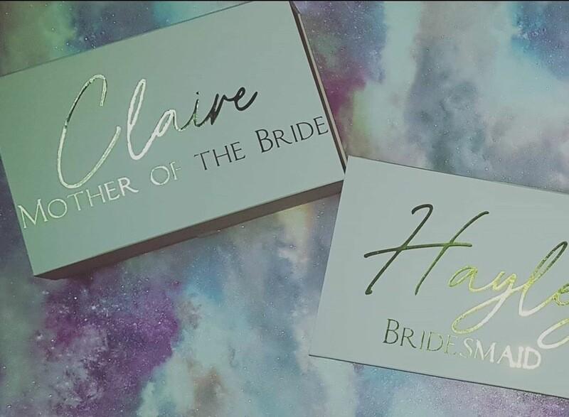 Bridal Party Proposal/Gift Box