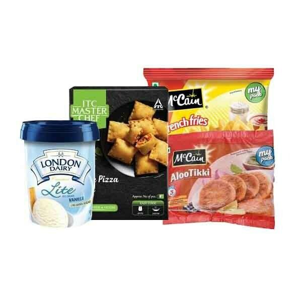 Frozen Foods & Deserts