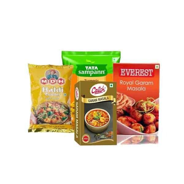 Sugar Spices & Condiments