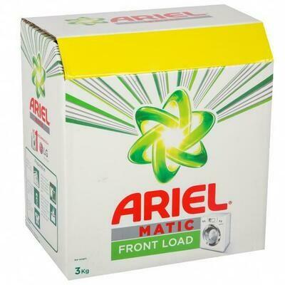 Ariel Matic Front Load Detergent Powder 3kg
