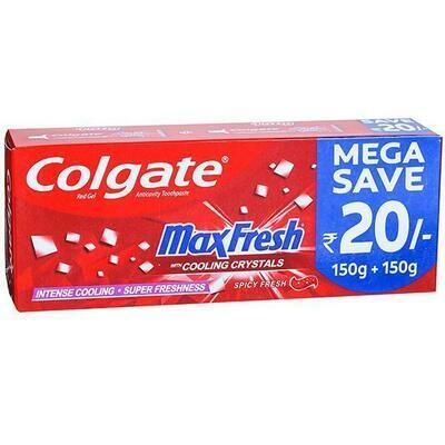 Colgate Max Fresh 150+150g