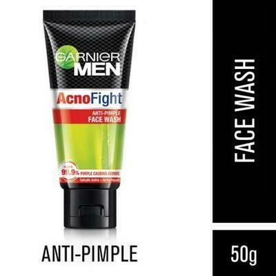 Garnier Men Acno Fight Face Wash 50g