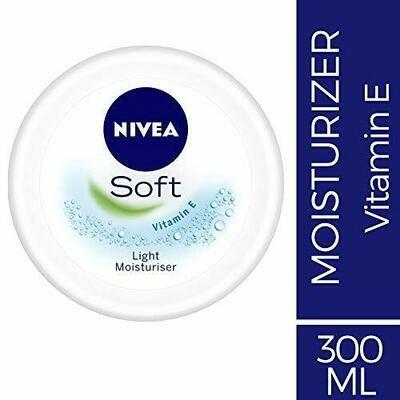 Nivea Soft Light Moisturiser 300ml