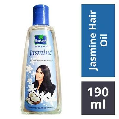 Parachute Jasmine Non Sticky Hair Oil 190ml
