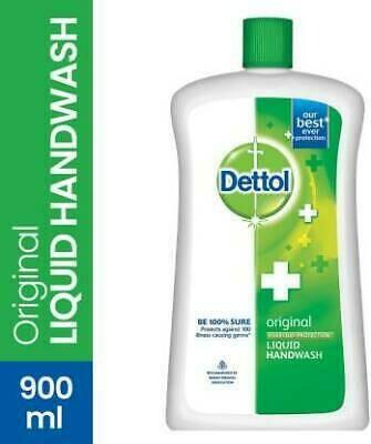 Dettol Original Liquid Handwash 900ml