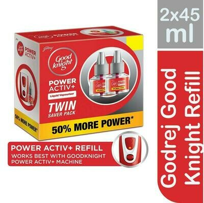 Goodknight Active+Twin Pack 2Unit