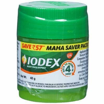 Iodex Body Pain Expert 40g