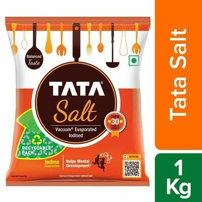 Tata Salt Iodised 1kg