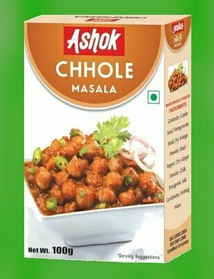 Ashok Chhola Masala 100g
