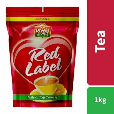 Brooke Bond Red Lable Leaf Tea 1kg