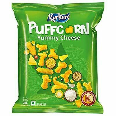 Kurkure Puffcorn Yummy Cheese 55g