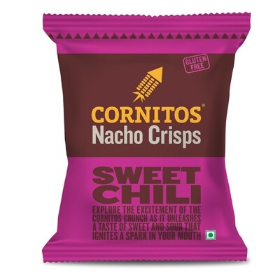Cornitos nacho Crisps Sweet Chili 60g